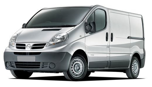 Nissan Primastar SWB image