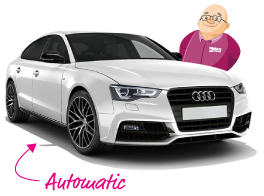 Audi A5 Auto image
