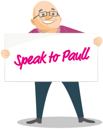 Speak to Paull