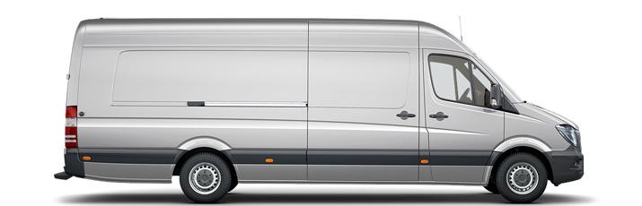 Mercedes Sprinter ELWB image