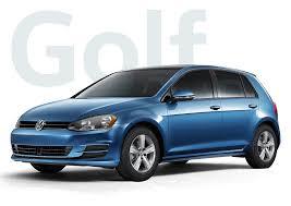 VW Golf image