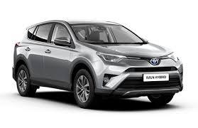 Toyota Rav 4 Hybrid image