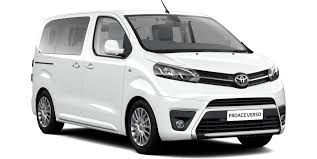 Toyota Proace 8 seater image
