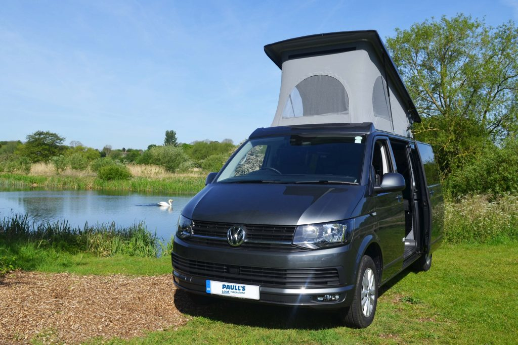 Campervan Hire in Leicester