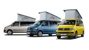 VW Camper van image