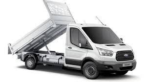 Ford Transit Tipper 3.5T Single Cab image