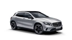 Mercedes GLA image